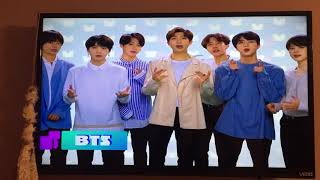 2018 Radio Disney Music Awards - BTS video message