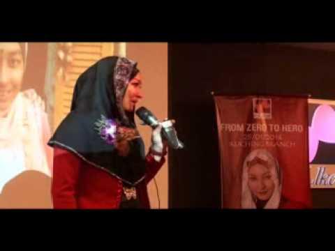 Elken Suria Mohd From Zero To Hero  Kuching, Sarawak