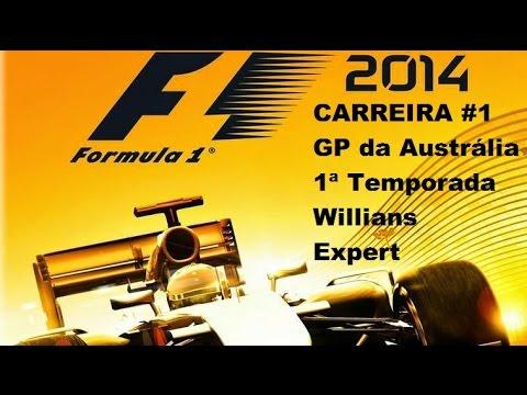 Australia 2014 f1 f1 2014 Carreira 1 gp da