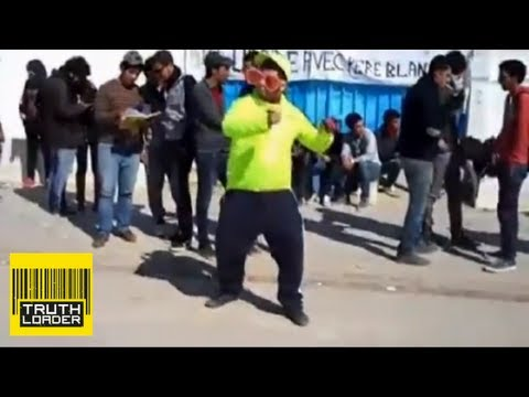 From meme to political protest: The Harlem Shake hits Egypt and Tunisia - Truthloader