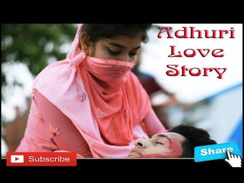 Mere Rashke Qamar Tu Ne Pehli Nazar  Nusrat Fateh Ali Khan  Adhuri Love Story Heart Touching Video