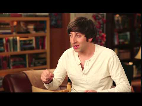 Big Bang Theory Season 5 Behind The Scenes - Laws of Reflection