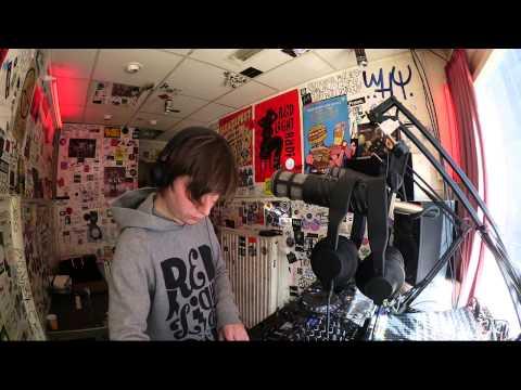 Shourai @ Red Light Radio, Amsterdam (07-05-2015)