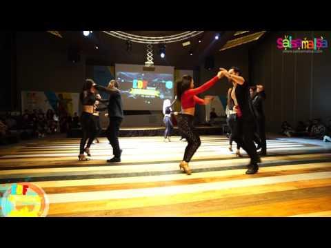 Dancefloor Bachata Show | EDF 2017