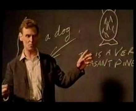 Wittgenstein: Philosophical discussion in Cambridge - Part 1