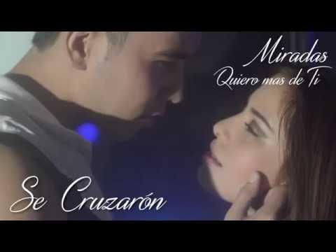 "RJ ""El Artista"" – Cruce de Miradas (Video Lyric) | @RjElArtista videos"