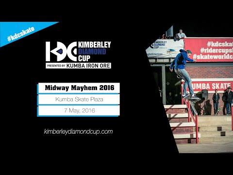 Midway Mayhem 2016