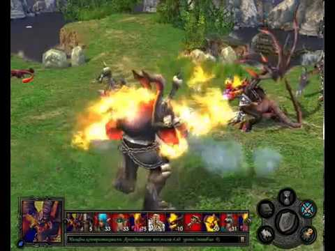 Heroes of Might and Magic 5   дуэль