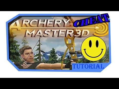 """Tutorial Cheat Game """"ARCHERY MASTER 3D"""" 