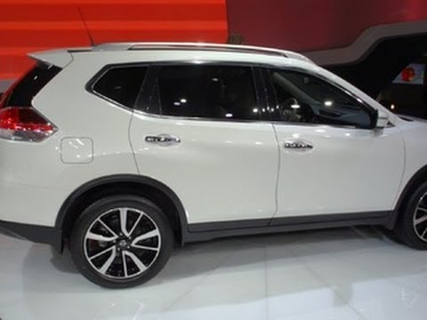 Nissan Rogue Ratings Car Tech - 2014 Nissan X-Trail/Rogue - YouTube