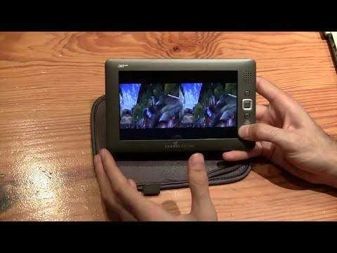 Reseña - Energy 3D HD Media Player 8GB 6608 Dark Iron de Energy Sistem