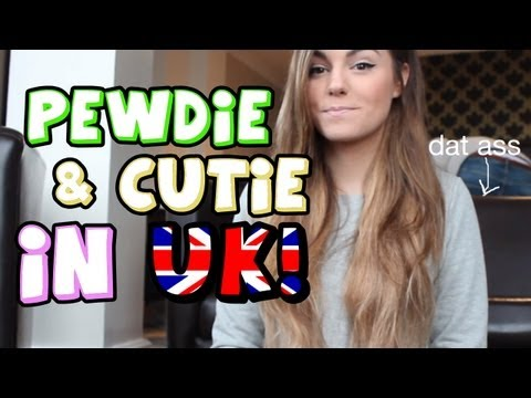 TRIP TO THE UK! - (Fridays With PewDiePie - Part 50)