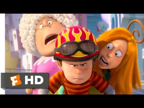 Dr. Seuss' The Lorax (2012) - Need For Seed Scene (9/10) | Movieclips