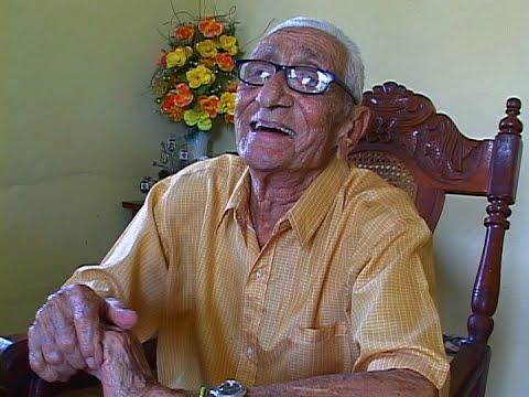 Mi abuelo cumple 102 años