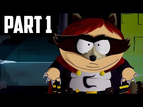 South Park: The Fractured But Whole Gameplay Walkthrough Part 1 - The Coon [PC]