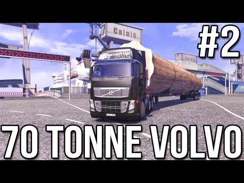 Seventy Tonne Volvo (Part #2) - Euro Truck Simulator 2