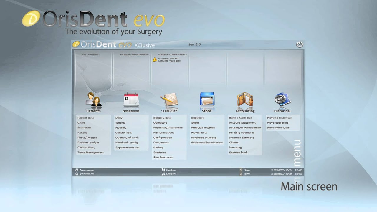 Dental clinic software crackers