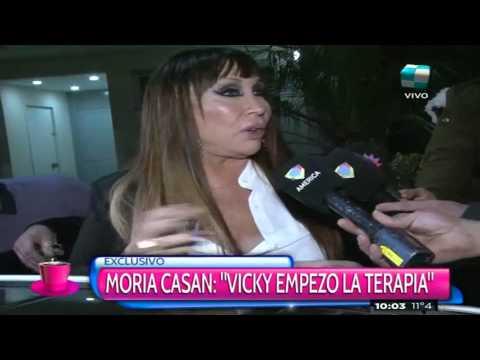 Desayuno Americano: reapareció Vicky Xipolitakis