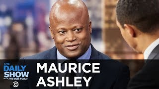 Maurice Ashley - Reveling in the Ultimate Thinker's Game as a Chess Grandmaster | The Daily Show