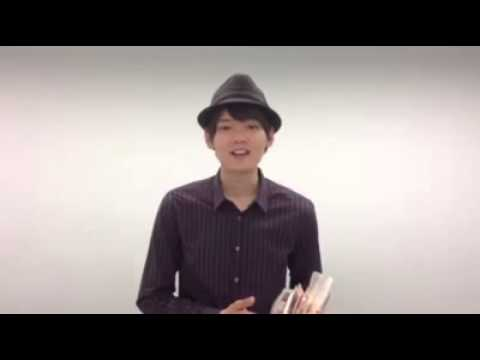 Yuki Furukawa's message for fans from his FB on May 15th 2013