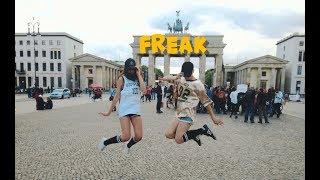 FREAK Dance Cover in Public
