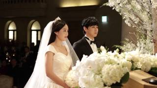 Lee Sungmin and Kim Saeun Wedding Video Version 1