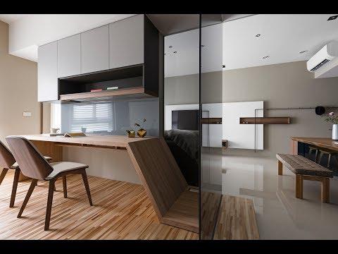 【設計家】第275集 Part 2 : 空間零浪費 打造一百分的新婚宅邸 賀澤室內裝修設計工程有限公司 張益勝