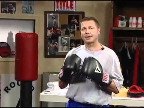 Straight Right Defense Training for Boxing Image 1