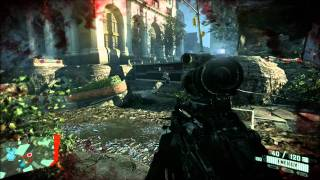 Crysis 2 PC beta Single player leaked Max settings 1080P HD