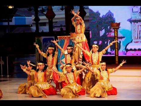 Sathyam Jnanam Anantham Sai - Drama By Sathya Sai Primary School - 16 Nov 2015