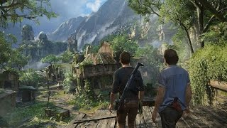 Uncharted 4 Speedrun - 7:30 Min/Chapter 14 - Join Me In Paradise