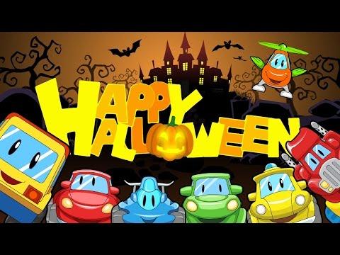 10 mins Happy Halloween @ Mr.Wheeler&Friends CARtoons