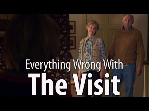 Everything Wrong With The Visit In 14 Minutes Or Less
