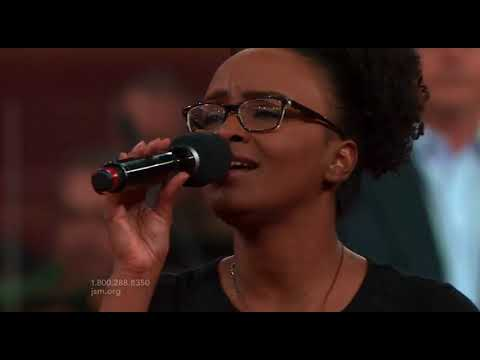 Tara Montpetit - At the Sound Of Your Great Name