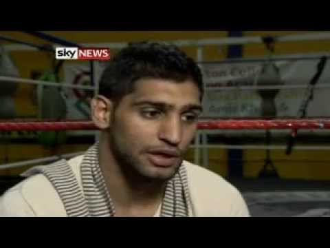 Amir Khan Speaks About Ringside 'Interference' During Peterson Bout