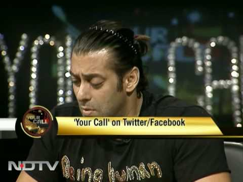 Your Call with Salman Khan Video