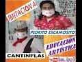 IMITACIÓN A CANTINFLAS -PEDRITO ESCAMOSITO
