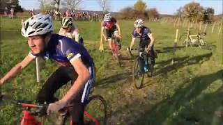 stage cyclo cross chazot 2017 Francis Mourey