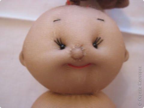 Куклы из капроновых носков видео