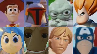 Games' Funniest Moments: Disney Infinity 3.0 Edition [PART 1]
