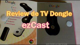 Review de televisión Dongle ezCast M2 Conecta tu televisión con móvil, tableta u otros gadget fácilmente