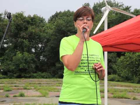 West Virginia Mother Describes Her Plight Against Coal Companies and Coal-Burning Utilities