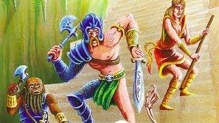 El Templo del Rey Serpiente   Dungeons and Dragons con suscriptores