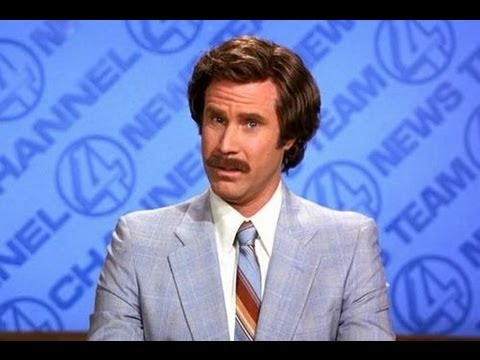 Anchorman 2 - Who is talking about Anchorman 2 on social media ...