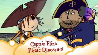 Captain Flinn: Gurgleguts The Pirate S1 E18   WikoKiko Kids TV