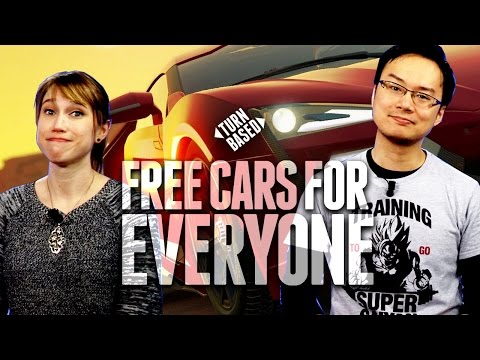 Free cars and free superpowers on April Fool's Day - Turn Based