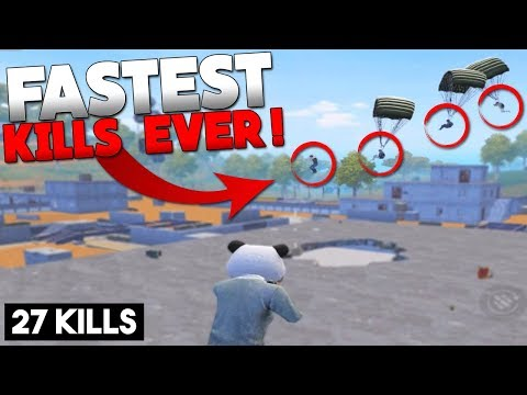 THE BEST GAMEPLAY YOU WILL EVER SEE!!! | Pubg Mobile