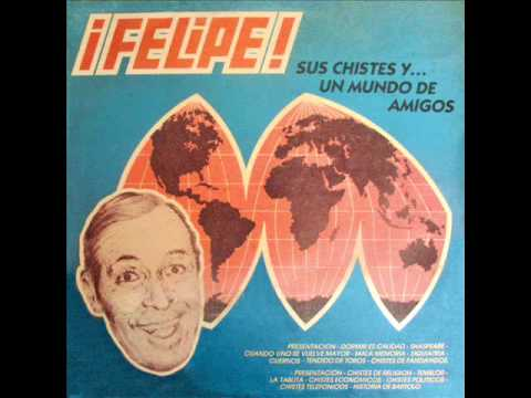 Felipe Carbonell - Sus chistes y... un millón de amigos (1985)