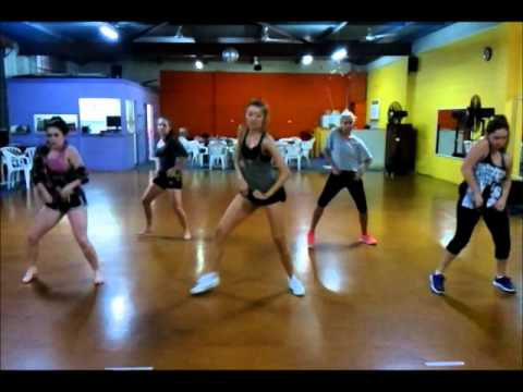Birthday Cake Rihanna Dance Choreography video