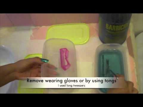 Disinfecting Manicuring Tools